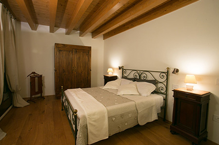 Camera Acquette bed & breakfast Ca Gemma a Treviso